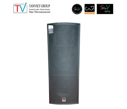 TplusV 215 Pro Speaker