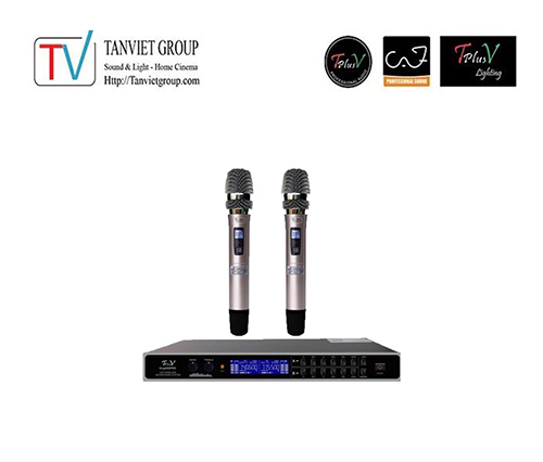 Microphone TplusV King4000 Pro new 2019