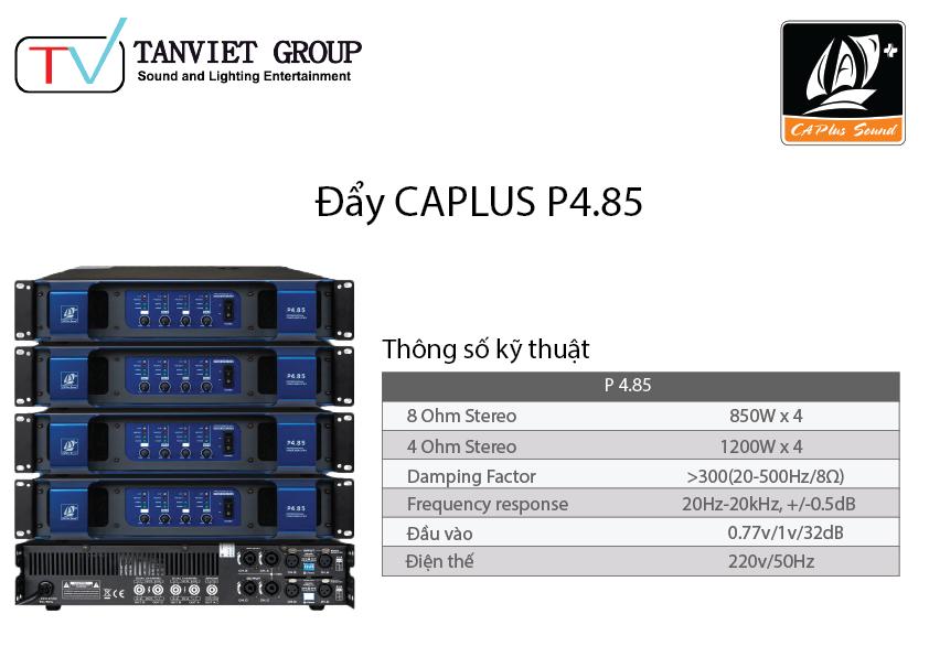 Đẩy Caplus P 4.85
